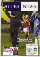 2006/07 Glenavon v Linfield - Irish League - 16th Dec