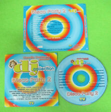 CD Compilation Claudio cecchetto pres.Dj Collection 6 DISCO PARTY 2 no lp(C47)