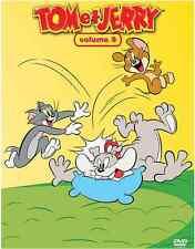 DVD Tom et Jerry Volume 9 Cartoon Hanna Barbera & Warner Bros Kids Vidéo VHS VF