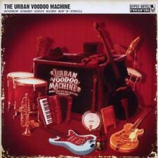 Urban Voodoo Machine - Bourbon Soaked Gypsy Blues Bop 'n' Roll - CD