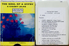 THE SOUL OF A GYPSY  Hungarian Instrumental  8 TRACK