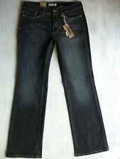 Rosner bootcut mid-rise Jeans stretch grau aged schwarz Gr 40 42 W31/L34 Neu