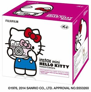 Fuji film Instax Hello Kitty Instant Film Camera (Pink)
