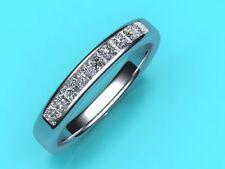 Princess Wedding VS1 Fine Diamond Rings