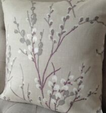 Laura Ashley Purple Cushion Covers Decorative Cushions