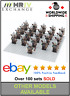 21 Minifigures Lord Rohan Army Viking Archers Rings Toys Block Custom UK