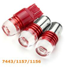 10X T25 3157 Car Strobe Flash Light LED Car Auto Brake Stop Bulb Reverse Lamp