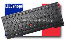 Clavier Français Original Pour Lenovo ThinkPad T470S 20JS 20JT NEUF