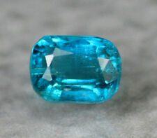 0.85 CRT BLUE UNHEATED, BRAZILIAN COPPER BEARING PARAIBA TOURMALINE - LOOSE