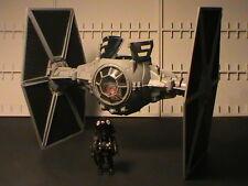 PLAYMOBIL CUSTOM STAR WARS PILOTO IMPERIAL+ TIE FIGTHER (STAR WARS IV)  REF-001