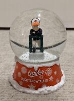 Buck Snowalter Baltimore Orioles Snow Globe MLB Baseball New In The Box SGA