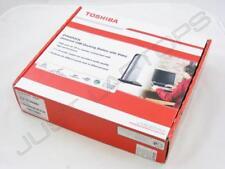 NUEVO Toshiba Dynadock Universal USB replicador de puertos con Vídeo VGA