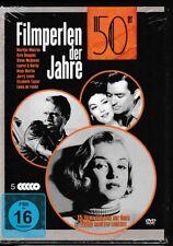 Filmperlen der 50er Jahre / 15 Filme 5 DVD