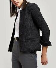 ISABEL MARANT ETOILE Lyra grey tweed jacket, FR40, UK8 - 10 NWOT