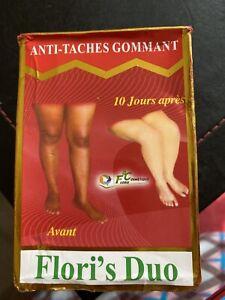 1X Floris Duo Anti Taches Gommant Serum+LOTION ORIGINAL