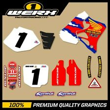 HONDA CR125 1991-2007 CR250 1990-2007 CR500 1991-2001 HONDA MCGRATH 95 GRAPHICS