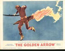 Golden Arrow, The 11x14 Lobby Card #4
