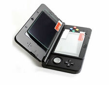Film de protection écran (screen protector) + chiffon pour Nintendo NEW 3DS