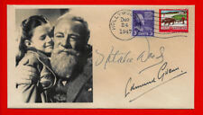 Miracle On 34th Street Xmas Movie Featured on Collector's Envelope *XS1375