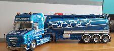 WSI Scania T5 Torpedo + onderlosser escala 1.50