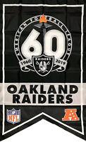 Oakland Raiders NFL Raider Nation Flag 3x5 ft Man-Cave Banner Flag The Blackhole
