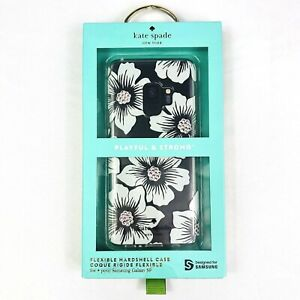 Kate Spade New York Samsung Galaxy S9 Clear Floral Call Phone Case Cover