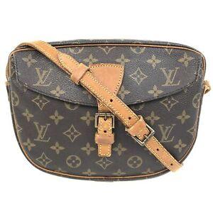 100% authentic Louis Vuitton Monogram Jeune Fille GM M51225 [Used] {04-0478}