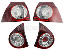 Volkswagen Golf MK5 V Rear Tail Lights Set Smoked Right and Left Side OEM NEW