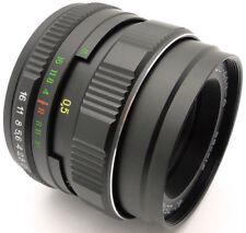 ⭐NEW⭐ HELIOS 44m-4 58mm f/2 USSR Lens M42 + Adapt. Fuji Fujifilm X Mount FX