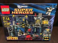 LEGO 6860 Super Heroes: The Batcave -Retired Set -Large Set -Brand New In Box!