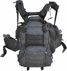 Ultimate Deluxe Tactical Assault 3-Day 72 Hours Survival Pack Backpack BKCOLOR