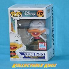 Scrooge McDuck From Disney NYCC 2017 | Funko Pop Vinyl Fun21775
