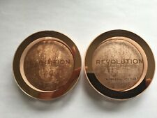 Revolución de Maquillaje en Polvo Bronceador recargado Bronceado Varios Sellado-vendedor de Reino Unido
