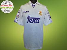 REAL MADRID HOME 1996-1997 (L) KELME FOOTBALL SHIRT Jersey Camisa Maillot Trikot