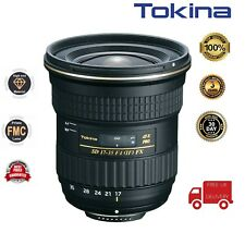 Tokina SD 17-35mm F4 AT-X PRO FX For Nikon TOK129 (UK Stock)
