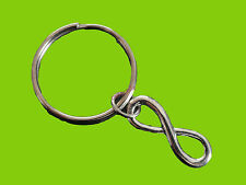PORTE CLES AMOUR BOUCLE INFINI REVENGE SAINT VALENTIN COUPLE keychain