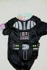NEW!!  Star Wars Dog Costume  Darth Vader Rubies Pet Shop