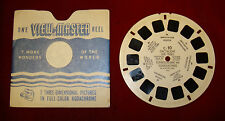 "Vintage View-Master Reel "" CACTACEAE Sub- Tribes "" - C-10"