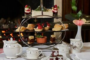 Rembrandt Hotel Afternoon Tea and Luxury Spa Break