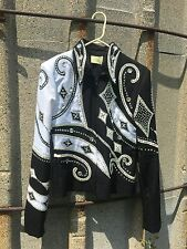 Great Condition CM Show Apparel Custom Horse Show Jacket Top