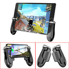 H2 PUBG Mobile Gamepad Gaming Trigger Shooter Controller for i Pad iPhone Tablet