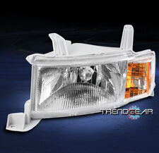FOR 2004 2005 2006 SCION XB REPLACEMENT HEADLIGHT LAMP CHROME LEFT DRIVER SIDE