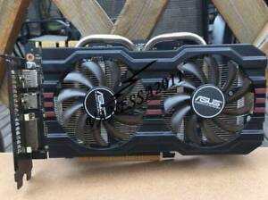 ASUS Graphics Card GTX760 2GB 256Bit DDR5 Video Cards Tested