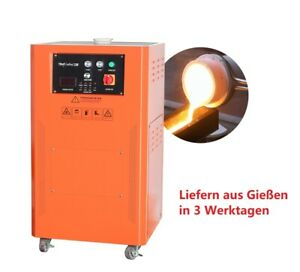 Platin,Palladium Schmelzofen Induktionsofen bis 2000°C  2 kg   4 kg