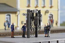 Auhagen 41637 - H0 Kit Di Costruzione Indicatore Destinazione Del Treno - Dummy