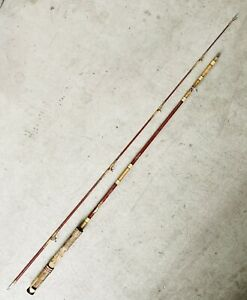 Vintage Mohawk HI Horrocks Ibbotson Co Utica NY Fishing Rod Pole 1426XL