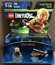 Lego Dimensions LORD OF THE RINGS Fun Pack 71219 - Legolas Arrow Launcher