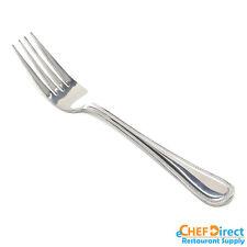 12 Pcs Restaurant Quality Stainless Steel Dinner Fork Flatware Jewel