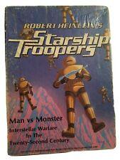 Robert Heinlein's Starship Troopers (Board Game) Avalon Hill 1976