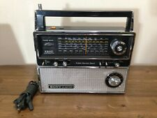 SONY 6band Super Sensitive Radio Model No TFM-8000W, Excellent.